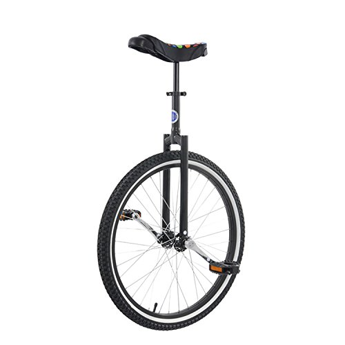 Club 24'' Unicycle - Black