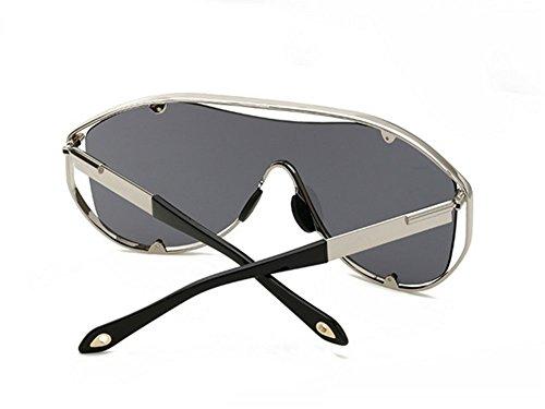 Prueba De hombre Sol Siamés Moda A Gafas B De Gafas para vidrios Varonil Marco Viento De qtIf5w7x