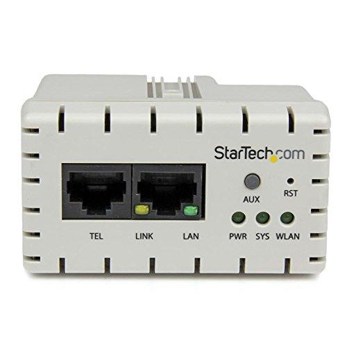 In-wall Wireless Access Point - Wireless-N - 2.4GHz 802.11b/g/n - PoE-Powered WiFi AP by StarTech (Image #1)