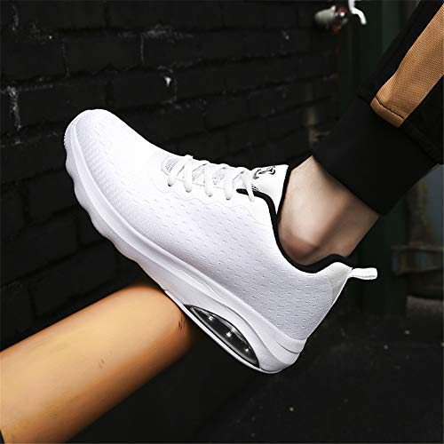 Gym Style Sport Axcone Baskets Blanc 36eu Fitness Air Multicolore Sneakers Outdoor Femme 46eu Chaussures Running Homme Respirante zqPwBgz0