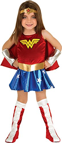 - 417IlErXVhL - Rubies Wonder Woman Toddler Costume-