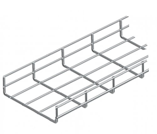 100mm Cable Basket Tray x 3 Meter (Pack of 4) Direct channel CTB100/60.Q4