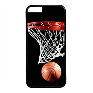 Andre-case Basketball Theme for For Iphone 6 Phone Case Cover KNVFj7ipo95 5s PC Material BlackKimberly Kurzendoerfer