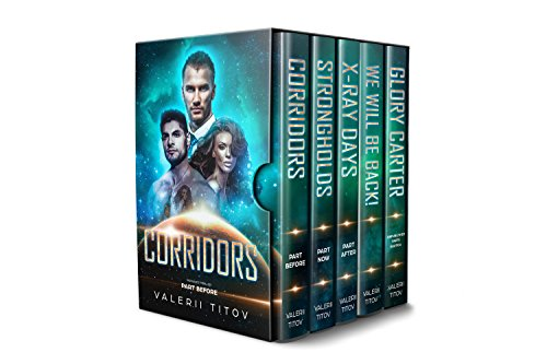 FIRST COLONY:  Corridors (1), STRONGHOLDS (2) BOX SET: THE LOST ARTEFACT: THE LOST STARSHIP ()