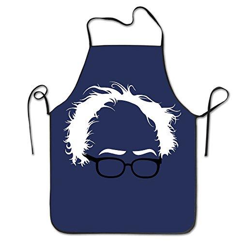 Healthb Bernie Sanders 2016 Logo Stitched Edges Cooking Apron - Me Under Website
