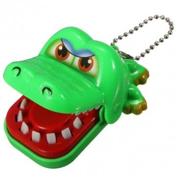 Bheema Funny Crocodile Mouth Dentist Bite Finger Toy Child Adult Favor