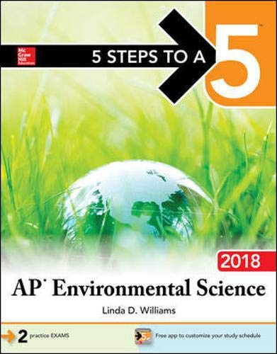 5 Steps to a 5: AP Environmental Science 2018 (Ap Biology Multiple Choice Questions And Answers)