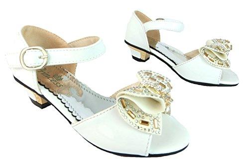 Princess Mädchen Xh10 Synthetisch Förmliche Schuhe