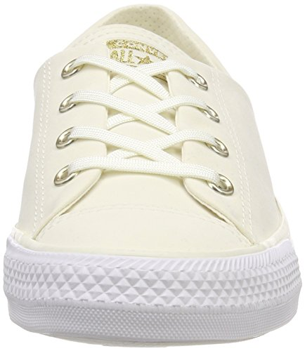 White Ox Coral Beige Converse Baskets Femme CTAS Egret on Slip x7UqIn