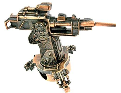 Art Cast Metal - Machine Gun Cast Metal Collectible Pencil Sharpener