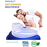 Tomiya - Snore Stopper Mouthpiece-Snoring Solution Anti Snoring Devices, Sleep Aid Custom Fit Night Mouth Guard Bruxism and Snoring Solution, healthy sleeping helper.