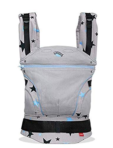 VietHandmade Backpacks & Carriers - Bellybutton by Manduca Baby Sling Multifunctional Organic Cotton Baby Carrier Adjustable Infant Toddler Carrier 2017 1 PCs ()