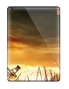 Hot Fashion Qaxilnv9384rQyLj Design Case Cover For Ipad Air Protective Case (far Cry Transformers 2 Autobots )