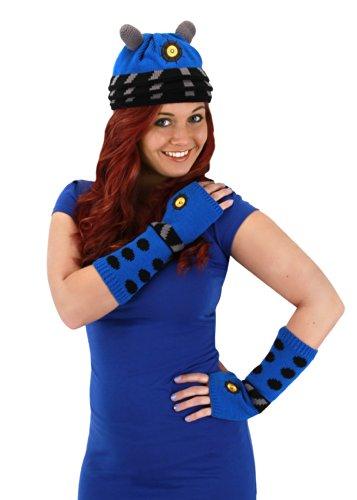 Elope Doctor Who Blue Dalek Beanie