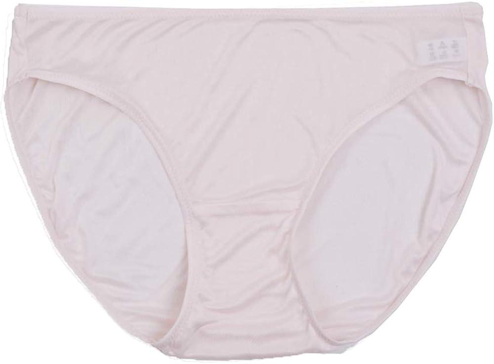 Details about  /LingDooo Women 2Pairs Pure Natural Silk Panties Soft Smooth Healthy Bikini Summe
