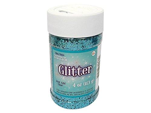 sulyn-4-oz-glitter-jar-light-blue