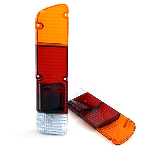 Tail Light Lamp Lens New Fit For 1972-1979 Nissan Datsun Pickup 620 SSS Truck Coupe Utility