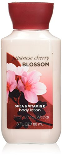 Bath Body Works Japanese Cherry Blossom 3.0 oz Body Lotion ()