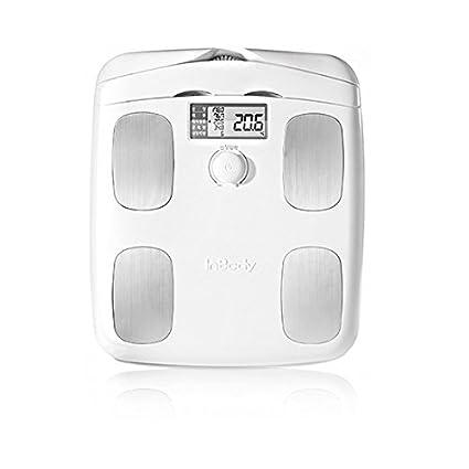 Nuevo Personal Inbody Dial uso casero composición corporal analizador peso escala con Manual Inglés
