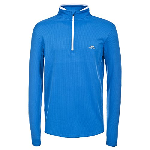 Tp75 Trespass Active Ronson Top Brillante Hombre Azul 00qFEwr