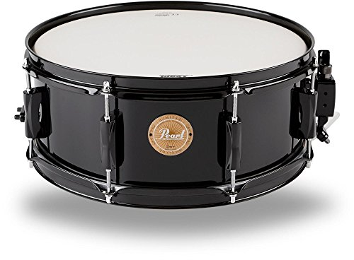 Pearl VPX Snare Drum Black - Drum Limited Snare Edition