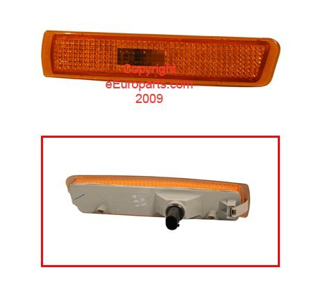 BMW Z3 M3 E36 USA Type OEM Genuine Front Bumper Side Marker Light 1996-2003 LEFT