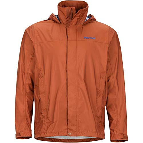 Marmot Men's PreCip Jacket Terracotta -