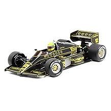 ™ Minichamps Senna collection 1/18 Lotus Renault 97T 1985 # 12 A. Senna