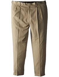 Men's Big & Tall Pleated Select Edition Dress Pant