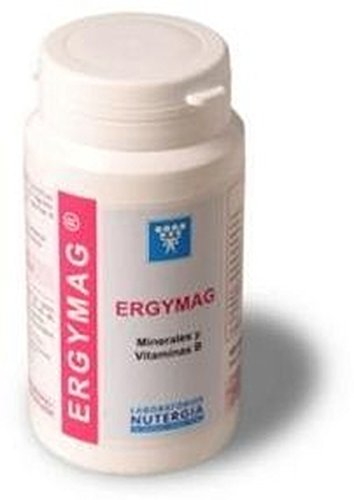 Nutergia Ergymag Complemento Alimenticio - 100 Cápsulas: Amazon.es: Salud y cuidado personal
