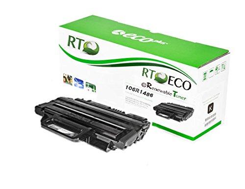 - Renewable Toner Xerox 106R01486 106R1486 Black Compatible Laser Toner Cartridge For Xerox WorkCentre Printers 3210 3220