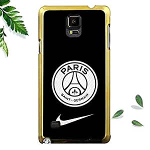 Ultra Slim Design Funda Case Cool Attractive Funda Case Paris Saint-Germain F.C. Para Samsung Galaxy Note 4