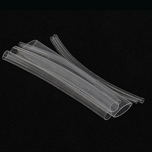 Tubes et Accessoires OFKPO 150 pcs Gaines Thermor/étractable Transparent