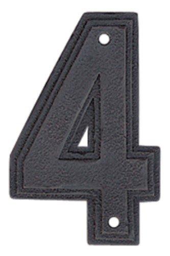 Hawk Hill Hardware CN4 Classic Numbers by Hawk Hill Hardware
