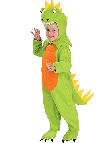 Rubies Talking Plush Dinosaur Child Costume,