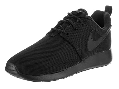 Noir Shoe Noir Roshe Mixte GS Enfant Black Running EU Red Classic Chaussures Nike 5 de Varsity White One Green 35 gwqpzndxH