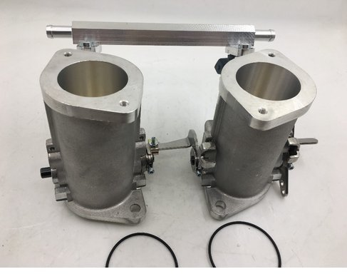 GOWE Throttle Bodies for 40IDA Throttle Bodies replace 40mm Weber and dellorto carb W 1600cc Injectors replace 40IDA carburettor carburetor