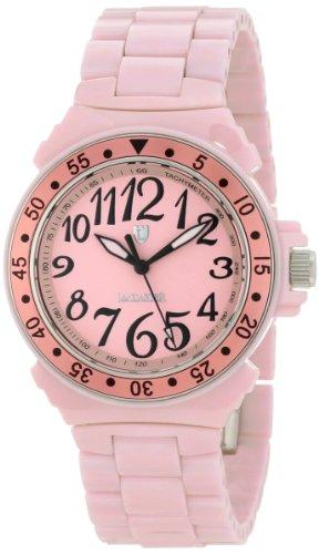 Lancaster Women's OLA0286RONR-RO Pink Dial Pink Ceramic (Lancaster Pink Watch)