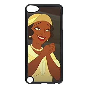 iPod Touch 5 Case Black Disney The Princess and the Frog Character Eudora TY_F00521