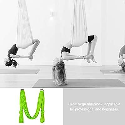 Hamaca de Yoga aérea, Pilates Silk Yoga, Columpio de Techo ...