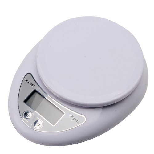 DierCosy New 5KG/1G Digital LCD Electronic Kitchen Postal Scales