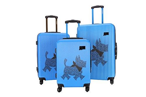 CHIPIE Trolley SPR Rigide Bleu