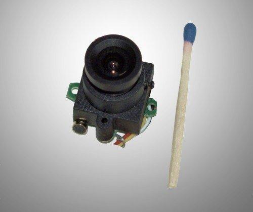 Mini CCTV Kamera bei 0,008 LUX minikamera Spy Camera überwachungskamera