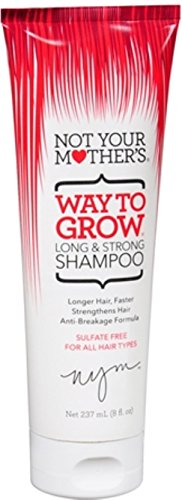 Not Your Mother's Way to Grow Long & Strong Shampoo 8 oz (Pack of 5)