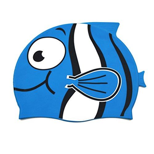Kids Swim Hat - 7