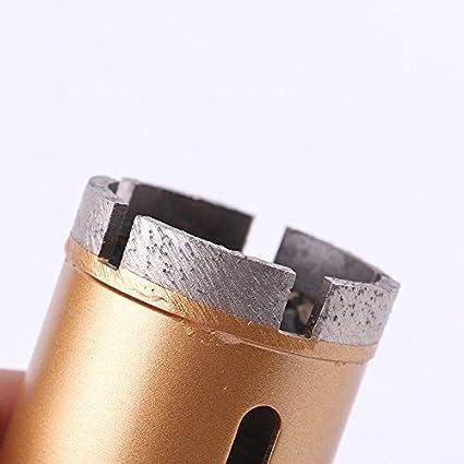 Til MASO Coronas diamantadas 25 MM punta de diamante Tile Marble broca de agujero de cristal baldosas vio las herramientas del cortador de Cer/ámica Cer/ámica Porcelana