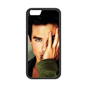 iPhone 6 Case, [Ian Joseph Somerhalder] iPhone 6 (4.7) Case Custom Durable Case Cover for iPhone6 TPU case(Laser Technology) by mcsharks