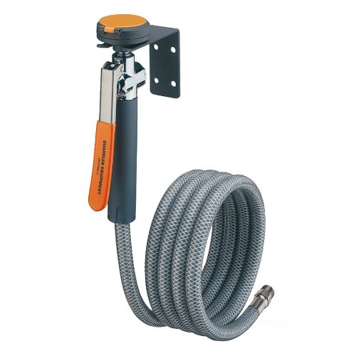 Wall Mounted Drench Hose Units - emergency drench hose unit wall mounte by Guardian Equipment