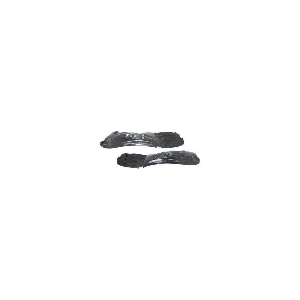 Evan-Fischer EVA18372066074 Splash Shield Front Left and Right Side Fender Liner Set of 2 Plastic for JOURNEY 09-16