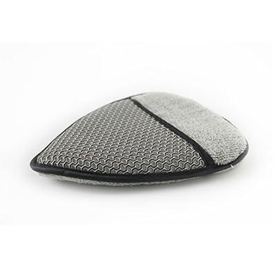 Chemical Guys MIC_403 Microfiber Wheel Wedge and Rim Detailer,Gray: Automotive